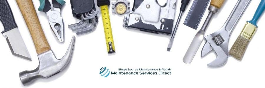 Commercial Maintenance Services by Maintenance Services Direct