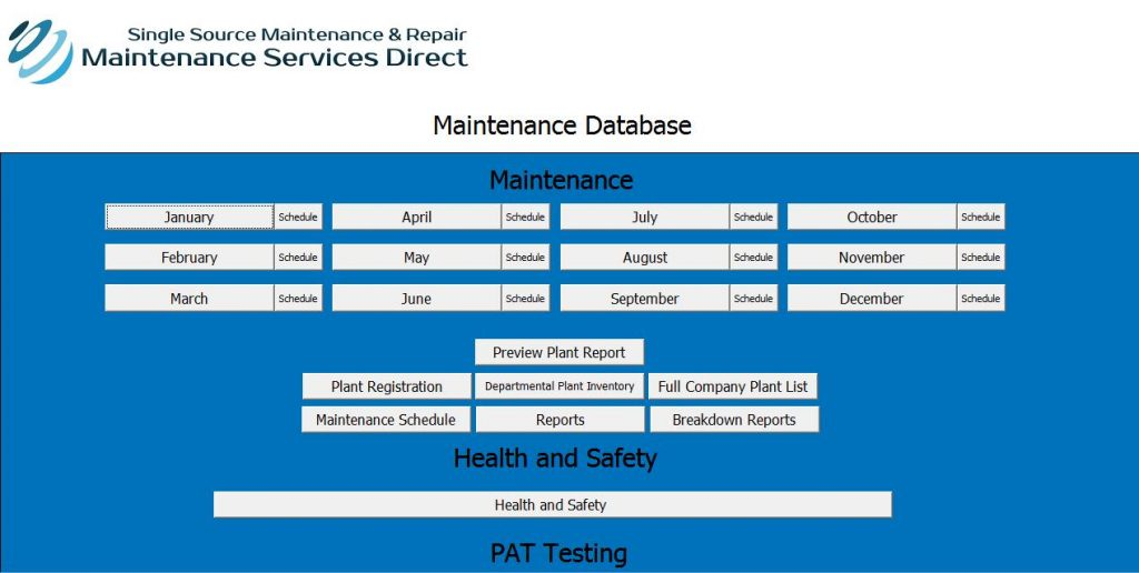 Industrial Database Systems