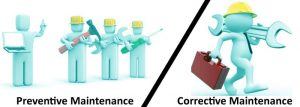 Corrective versus Preventive Maintenance