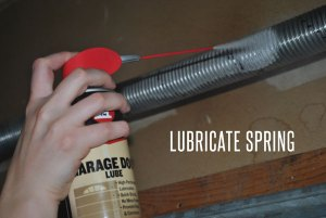 Maintenance Services Direct - Garage Door Lubrication
